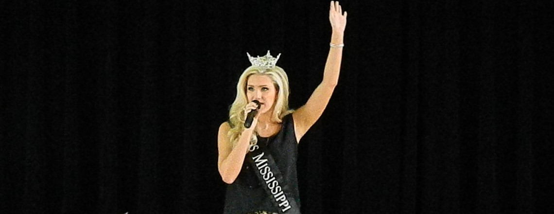 Miss Mississippi speaks to RES about the dangers of tobacco!