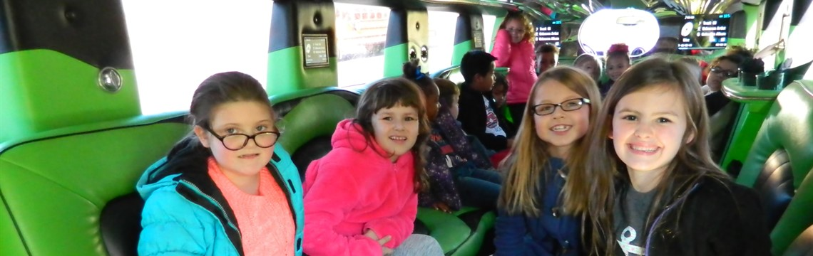 Limo Ride for Fundraiser Winners!