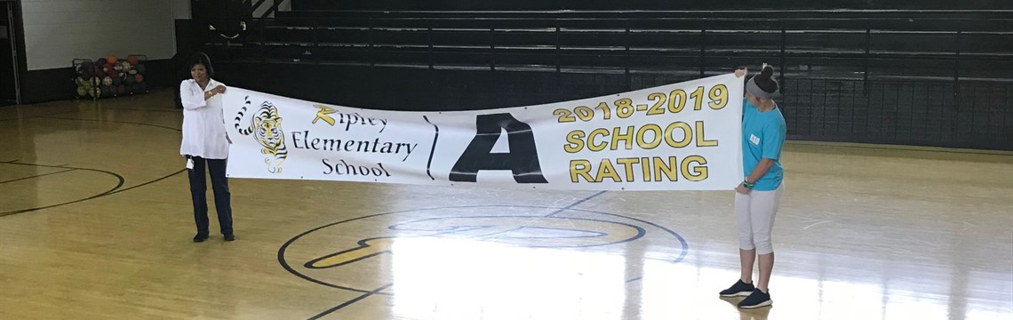 RES has an A rating for the 2018-2019 school year! We are so proud of our students and staff!