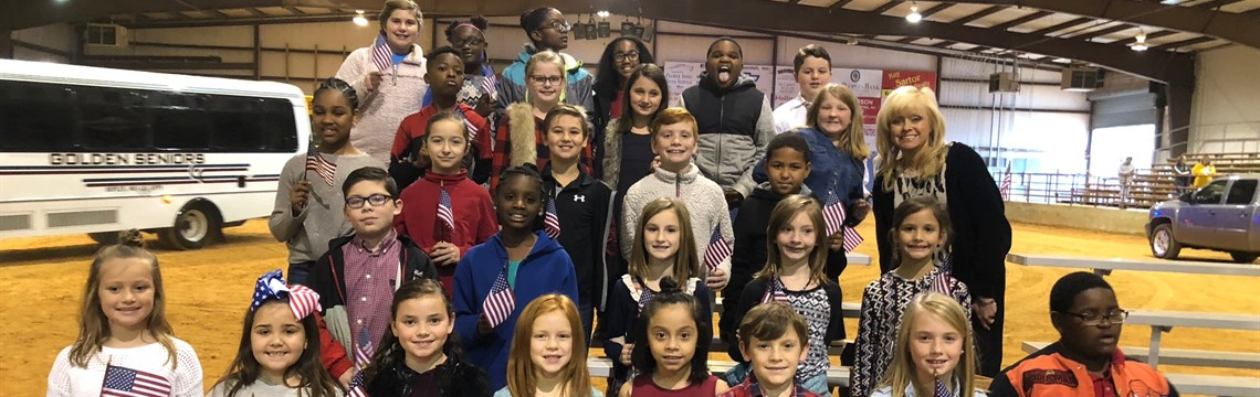 QUEST Music students perform at Veteran's Day Program!