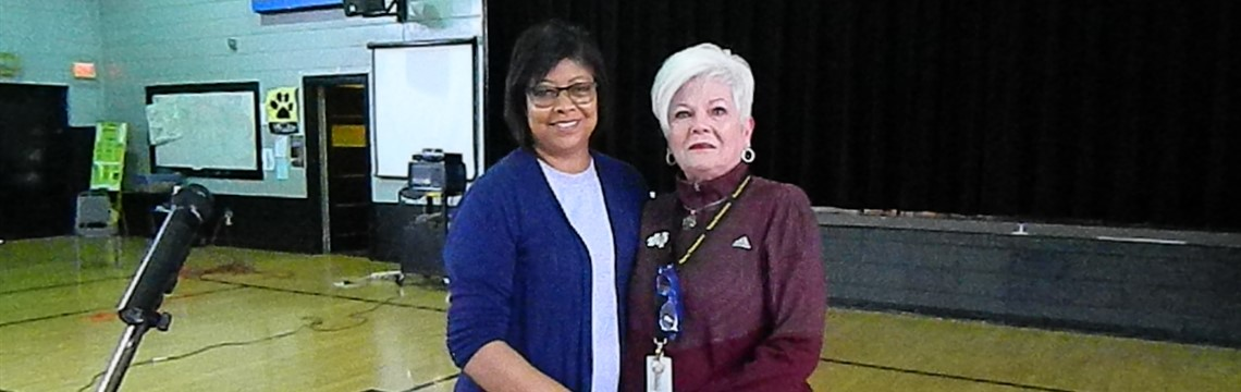 Ms. Connie Terry: RES Teacher of the Year