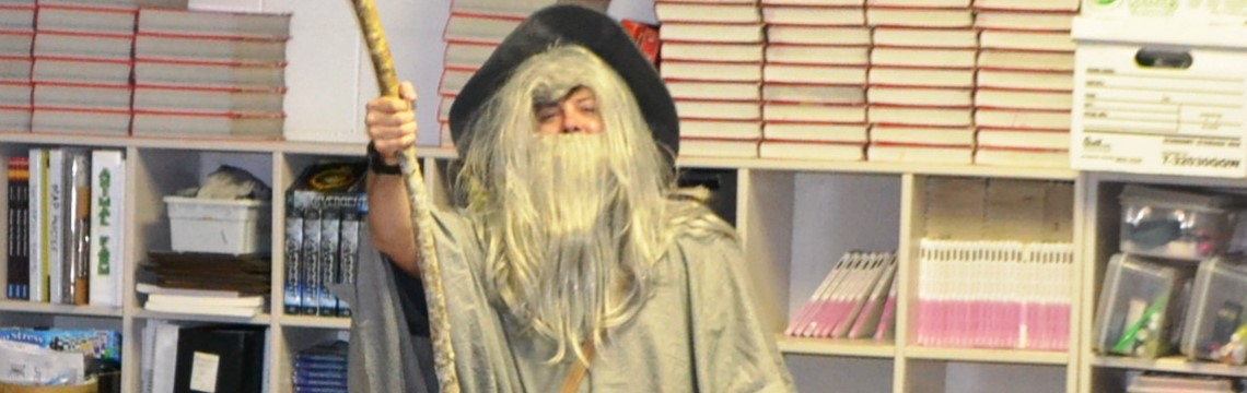 Gandalf the Gray Knigh