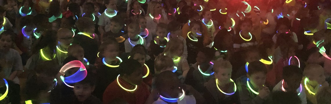 Glow Party at RES!